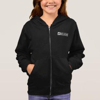 Sassquatch gelooft hoodie