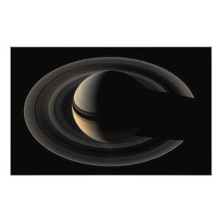 Saturn Footprint
