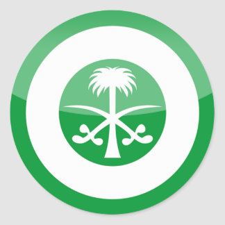 saudi_arabia ronde sticker