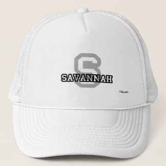 Savanne Trucker Pet