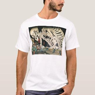 Sceleton door Utagawa Kuniyoshi T Shirt