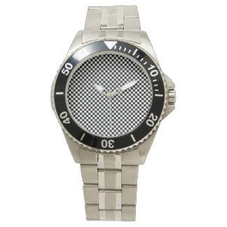Schaak of Controleurs Horloges