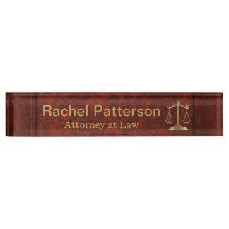 Schalen van Rechtvaardigheid | Advocaat | Rustiek