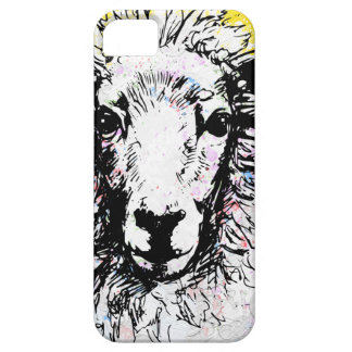 Schapen Barely There iPhone 5 Hoesje