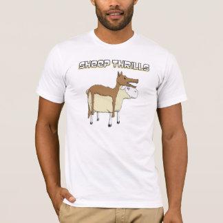 Schapen in Overhemd 1 van de Kleding van de Wolf T Shirt