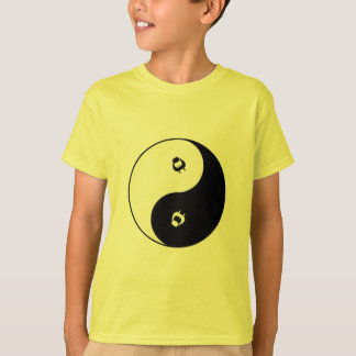 Schapen Yin Yang T Shirt
