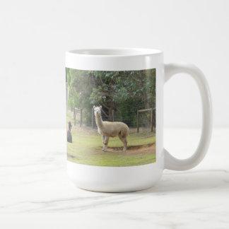 Schattige Alpaca Koffiemok