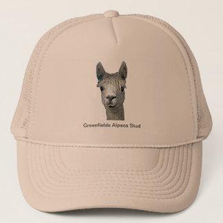 Schattige Alpaca Trucker Pet