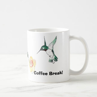 Schattige Koffiepauze Hummers Koffiemok