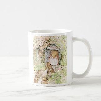 Schattige Muizen Koffiemok