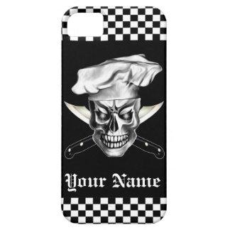 Schedel 3.1 van de chef-kok barely there iPhone 5 hoesje
