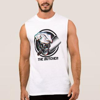 Schedel 5 van de slager t shirt
