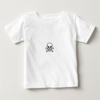 schedel baby baby t shirts