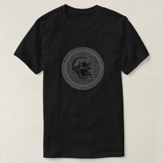 SCHEDEL - binnen de Achtergrond van de Steen T Shirt
