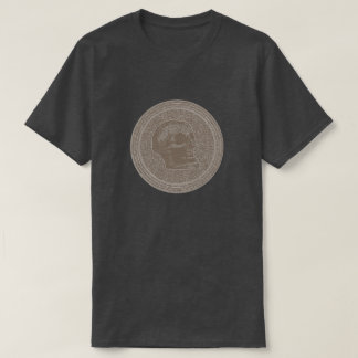 SCHEDEL - de Kleur van het Zand binnen de T Shirt