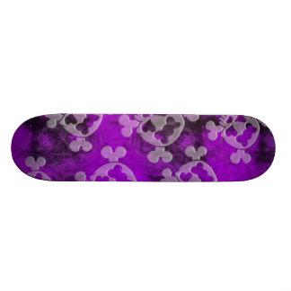 Schedel en Bot Skateboard Decks