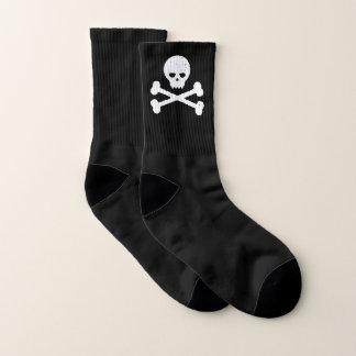 Schedel en Gekruiste knekels Sokken