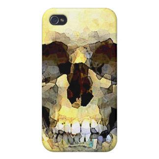 schedel iPhone 4/4S hoesjes