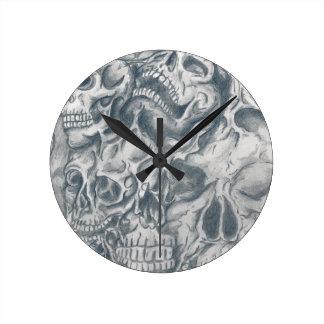 schedel universiteit ronde klok