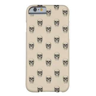 Schedels Barely There iPhone 6 Hoesje