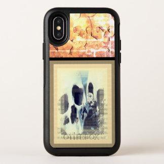 Schedels OtterBox Symmetry iPhone X Hoesje