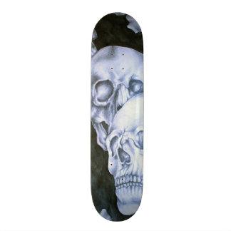 Schedels Skateboard