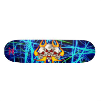schedels skateboard decks