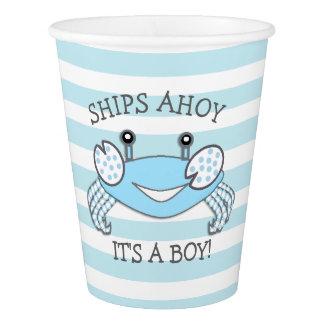 Schepen Ahoy Zijn Koppen van een van de Jongen van