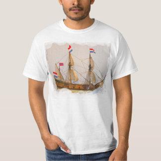 Schepen van de ontdekkingsreizigers, Nederlands T Shirt