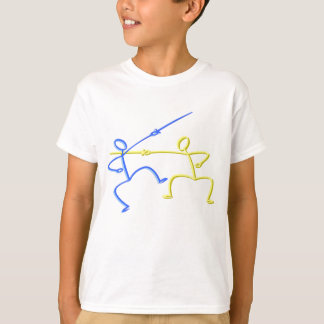 Schermende T-shirts en Giften