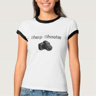 Scherpe Schutter T Shirt