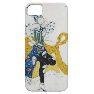 """Schets voor het ballet """"La Peri"""", door Paul Dukas Barely There iPhone 5 Hoesje"""