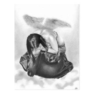 Scheuren in het Briefkaart van de Hemel