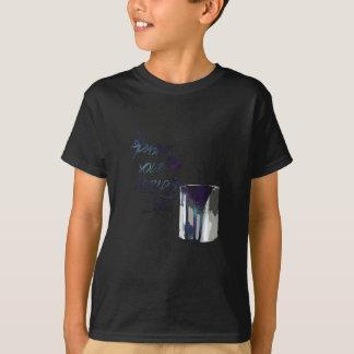 Schilder Uw Wereld T Shirt