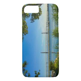 Schilderachtig Arthur Ravenel Bridge iPhone 7 Hoesje
