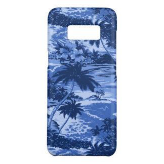 Schilderachtig Blauw van het Eiland van de Baai Case-Mate Samsung Galaxy S8 Hoesje