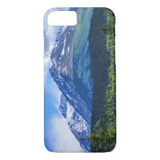 Schilderachtig Byway van Alaska Berg iPhone 7 Hoesje