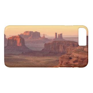Schilderachtig de vallei van het monument, Arizona iPhone 8/7 Plus Hoesje