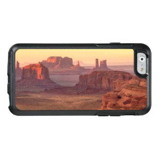 Schilderachtig de vallei van het monument, Arizona OtterBox iPhone 6/6s Hoesje