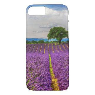 Schilderachtig het Gebied van de lavendel, iPhone 8/7 Hoesje