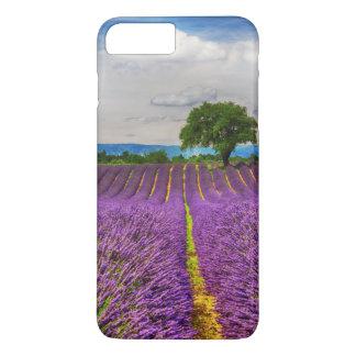 Schilderachtig het Gebied van de lavendel, iPhone 8/7 Plus Hoesje