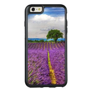 Schilderachtig het Gebied van de lavendel, OtterBox iPhone 6/6s Plus Hoesje