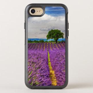 Schilderachtig het Gebied van de lavendel, OtterBox Symmetry iPhone 8/7 Hoesje