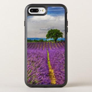 Schilderachtig het Gebied van de lavendel, OtterBox Symmetry iPhone 8 Plus / 7 Plus Hoesje