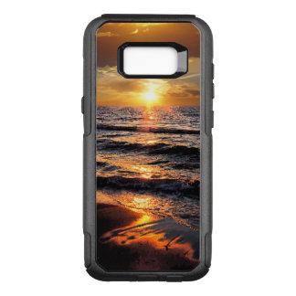 Schilderachtig het Paradijs van de zonsondergang OtterBox Commuter Samsung Galaxy S8+ Hoesje