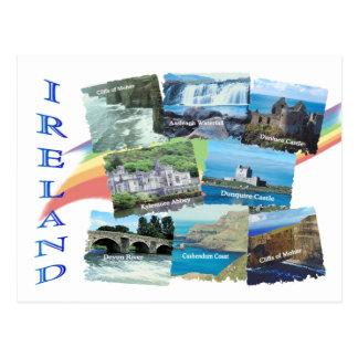 SCHILDERACHTIG IERLAND Acht Schilderachtig Briefkaart