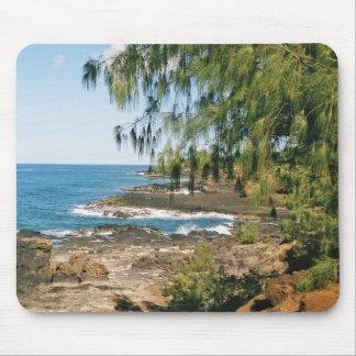 Schilderachtig Kauai -- horizontaal Muismat