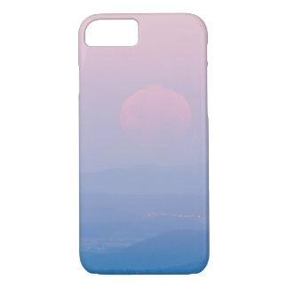 Schilderachtig Maan in Dawn, iPhone 7 van Apple iPhone 7 Hoesje