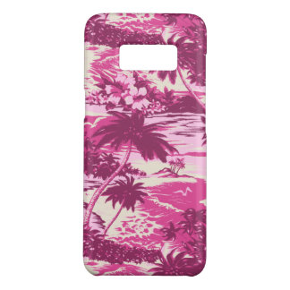 Schilderachtig Roze van het Eiland van de Baai van Case-Mate Samsung Galaxy S8 Hoesje