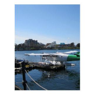 Schilderachtig Watervliegtuig in Victoria Briefkaart